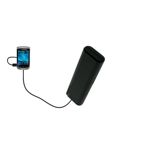 Gomadic Portable AA Battery Pack designed for the Blackbe...