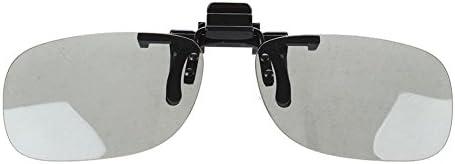 1 x Gafas para 3D Clip en CINE Y 3D EN LA PUB R TOOGOO