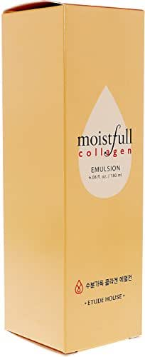 Etude House Moistfull Collagen Emulsion 6 08 fl oz 180 ml
