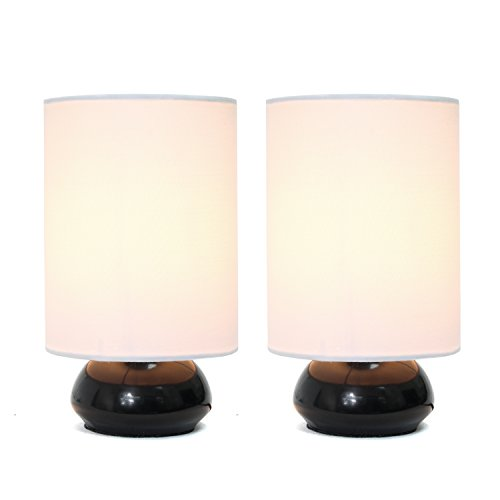 Buy table top lamps set of 2
