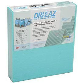 3MTM F372 Dehumidifier Filter for Dri Eaz Evolution - Lot of 3 by Dri-Eaz