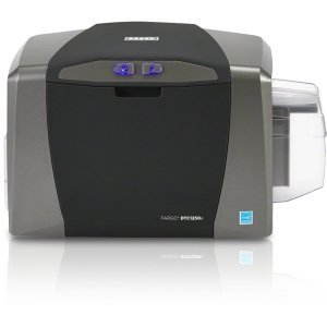 Fargo 50000 Single Sided ID Card Printer With USB Connectivi