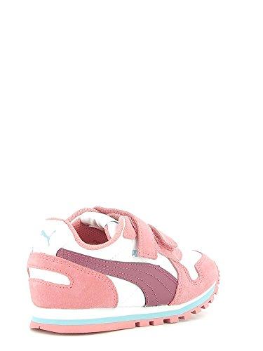 Puma 360763 Scarpa ginnica Bambino Rosa 34