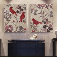 canvas painting posters and prints for living room tableau decoration