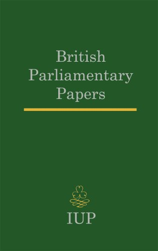 Colonies: Canada v.22 (British Parliamentary Papers) Colonies: Canada v.22 (British Parliamentary Papers)
