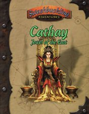 Cathay Jewel of the East *OP (Swashbuckling Adventures), Aeg