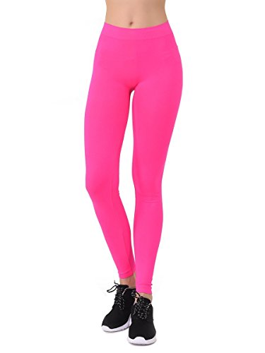 0dbebdf482dac We Analyzed 10,880 Reviews To Find THE BEST Hot Pink Leggings