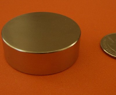 Super Strong N52 Neodymium Magnet 1.5 x 1/2