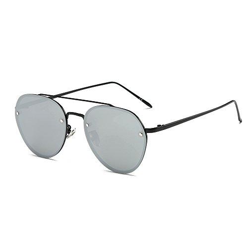 Aoligei Mode métal grande trame haute définition Polarized lunettes de soleil Europe et aux États-Unis, la tendance générale de pare-soleil Lunettes de soleil