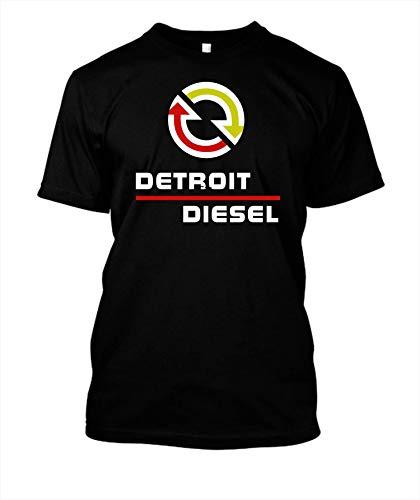 Detroit Diesel 14 - T-Shirt Hoodie Unisex Tank Crewneck Sweatshirt