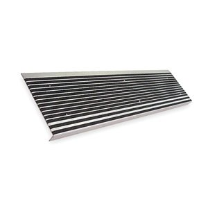 Wooster   511BLA3   Black, Extruded Aluminum Stair Tread Cover,  Installation Method: Fasteners