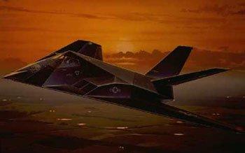 t No 189 F-117a Nighthawk Model Kit (F-117a Nighthawk)