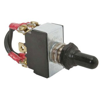 Heavy Duty (Forward - Stop - Reverse) Toggle Switch- 15A 250 VAC/20A on