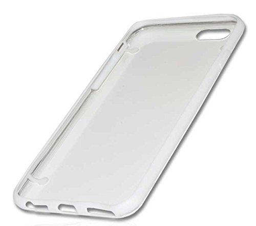 Protector Crystal Case Handy Tasche für Apple iPhone 6 / Schutzhülle Handytasche weiß/Clear