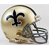 New Orleans Saints 1967 to 1975 - NFL MINI Helmet