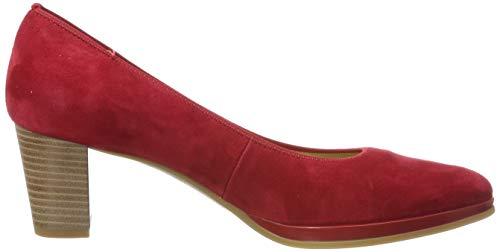 Col Chiusa Orly Donna Tacco 07 Ara Punta 1213436 Rosso rot Scarpe YdtBwBq7cR