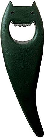 Alessi Diabolix - Abrebotellas con diseño de Demonio, Color Negro