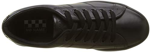 No Femme Baskets Patent Noir Black Name Sneaker Black Nappa 15 Plato ZOwAqrZ