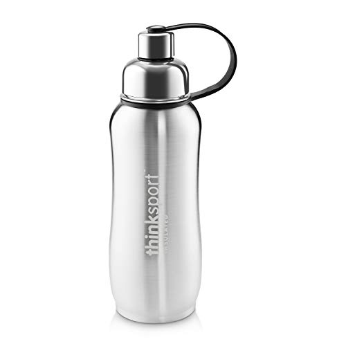 Thinksport Stainles s Steel Sports Bottle