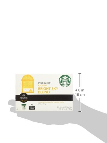 Starbucks Vivacious Sky Blend K-cups, 3 Packs of 10 Cups
