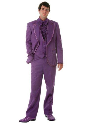 Men's Purple Tuxedo by FunCostumes (Image #1)
