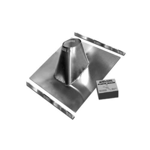 Super Pro Universal Metal Roof Flashing Kit