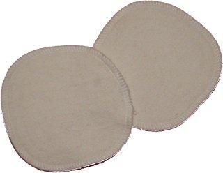 WillowSprouts Reusable and Organic Nursing Pads 4 pair Hemp Fleece