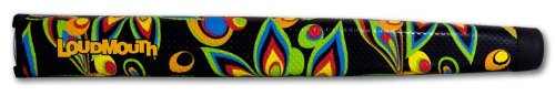 loudmouth-shagadelic-oversized-putter-grip-with-matching-ball-marker