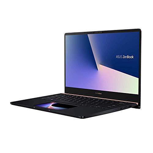 "ASUS ZenBook Pro 14 UX480FD-BE010T - Portátil de 14"" FHD (Intel Core i7-8565U, 16 GB RAM, 512 GB SSD, NVIDIA GeForce GTX1050 4 GB, Windows 10) Metal Azul Profundo - Teclado QWERTY Español 5"