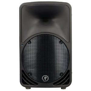 Mackie SRM350v2 Two-Way Bi-Amplified Active Loudspeaker by Mackie
