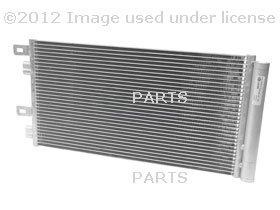 BMW Mini r50 r52 r53 AC Condenser + Receiver Drier BEHR air (Behr Air Conditioning)