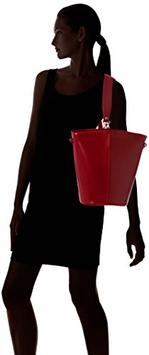 Rosso 8890 sac bandoulière Rouge Chicca Rosso Borse TwxXFpP