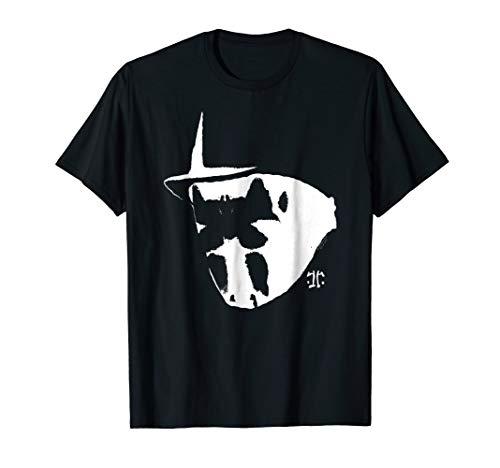 Watchmen Rorschach Mask and Symbol T Shirt ()