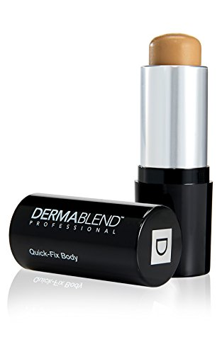 Dermablend Quick-Fix Body Makeup Full Coverage Foundation Stick, 65W Bronze, 0.42 Oz.