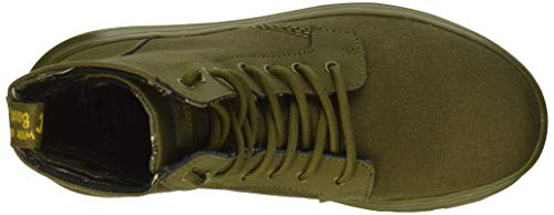 Martens Adults' Olive Boots Dr Unisex Classic Ii Combs Dms REnd1Fw1q