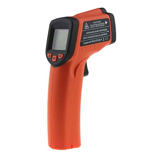 AN320A Non-Contact Handheld LCD Digital Infrared Thermometer Industrial Pyrometer IR Temperature Meter Tester