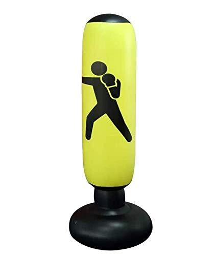 N/B Inflatable Kids Punching Bag-Free Standing Boxing Bag,Inflatable Punching Bag for Adults and Kids,Free Standing…
