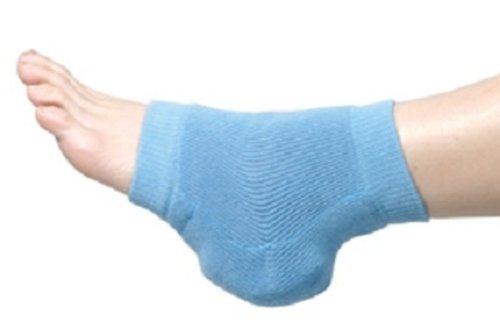 Heelbo Heel and Elbow Premium Protectors,Blue,Regular,6 Per Case