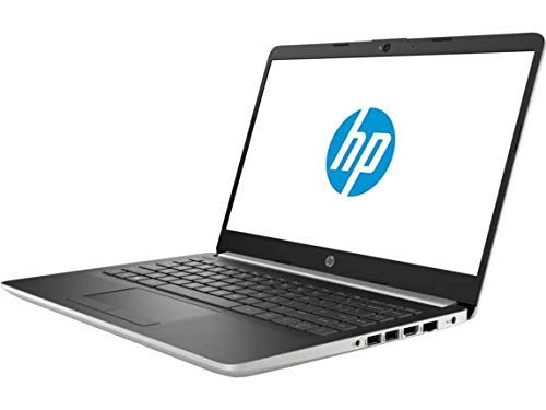 New HP 14″ Full HD IPS 1080p Crisp Screen Light and Fast Laptop PC, Backlit Keyboard, 8th Gen Intel i3-8130U Dual-Core Processor 4GB RAM 128GB SSD 802.11ac Bluetooth 4.2 HDMI Windows 10 – Silver