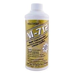 NI-712 Odor Eliminator, Lemon Chiffon, 1 Pint