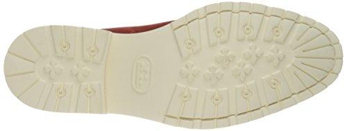 A.testoni Heren M60453dum Slip-on Loafer Rood