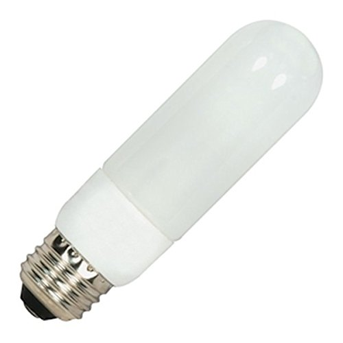 Satco 07382 - 7T10/41 S7382 Bullet Screw Base Compact Fluorescent Light Bulb