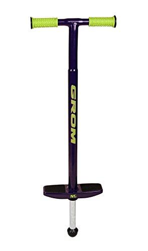 - 5 to 9 Year Olds, 40-90 Pounds, Purple (Pogo Stick Stilts)