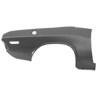 GMK212060070R Right Quarter Panel Skin for 1970-1971 Dodge -