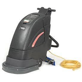 "Electric Auto Floor Scrubber 18"" Cleaning Path - Corded"