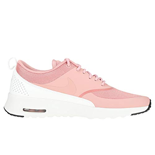 Max Thea 001 Donna White a Rust Rust Pink Wmns Collo Pink Air Multicolore NIKE Basso Black Summit Sneaker S4nqTEnw8