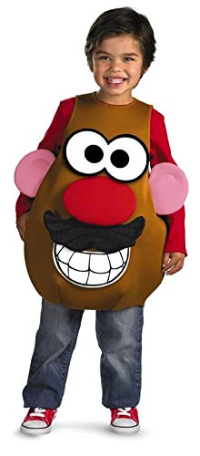 Disguise Mr Potato Head Deluxe Costume Child