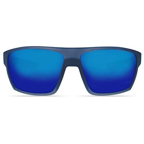 05e34b15ec Amazon.com  Costa Del Mar Costa Del Mar BLK193OBMGLP Bloke Blue Mirror 580G  Bahama Blue Fade Frame Bloke