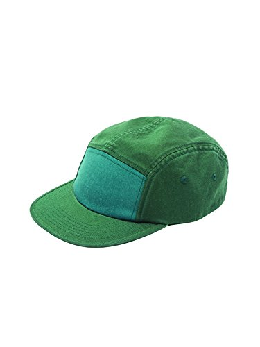 Alternative Men's Outdoorsman Hat, Green Color Block, One (Alternative Colours)