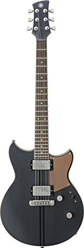 - Yamaha Revstar RSP20CR Solidbody Electric Guitar Brushed Black